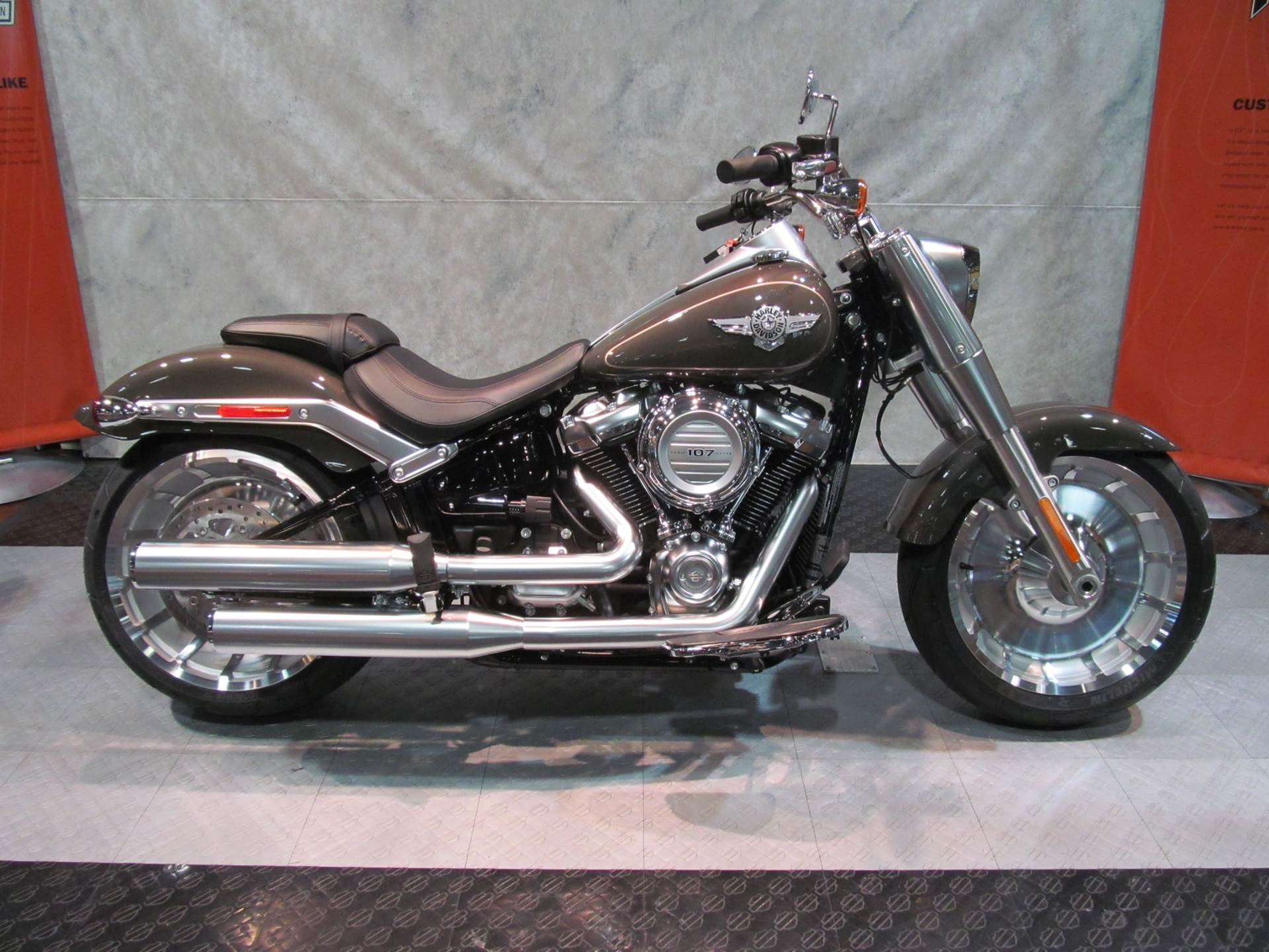 Motorcycles Harley Davidson Fat Boy 2018 Rothschild WI 471bed13 4f78 4823 9486 A81a00fce365
