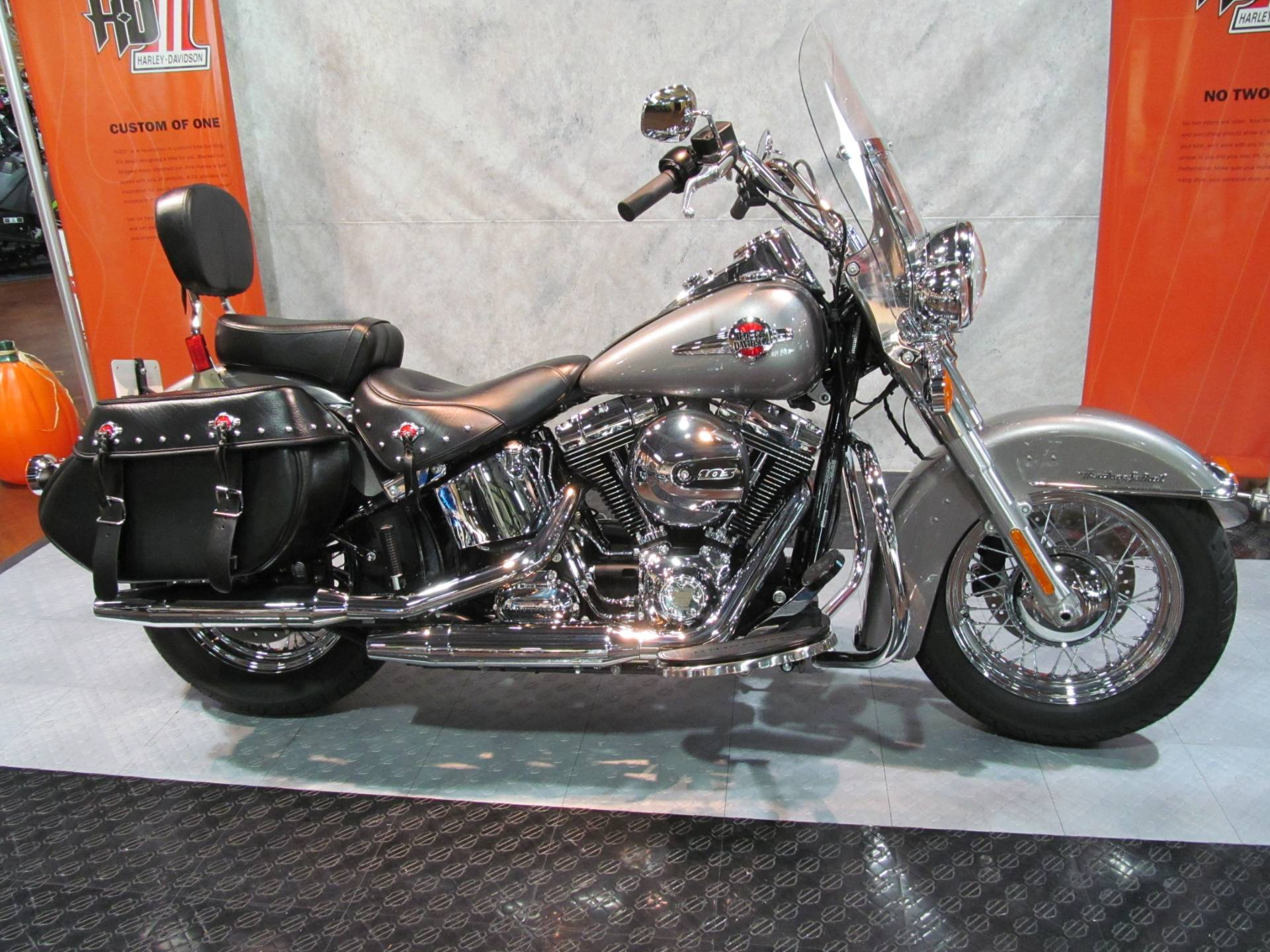 2016 Harley-Davidson Heritage Softail Classic in Rothschild, Wisconsin
