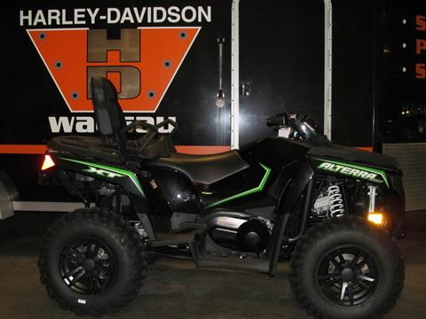 2017 Arctic Cat ALTERRA TRV 550 XT EPS in Rothschild, Wisconsin