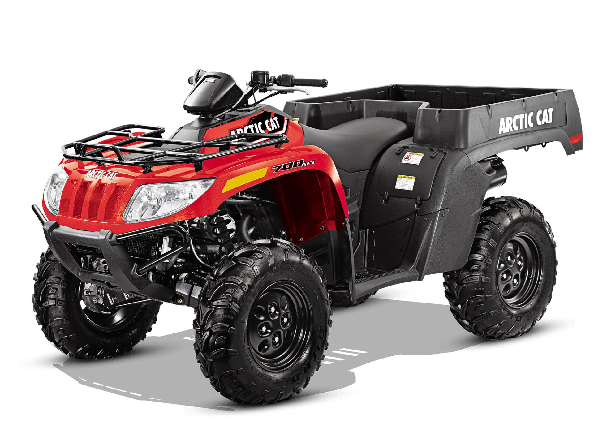 2016 Arctic Cat TBX 700 EPS in Rothschild, Wisconsin