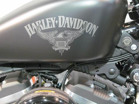 2017 Harley-Davidson Iron 883 in Rothschild, Wisconsin