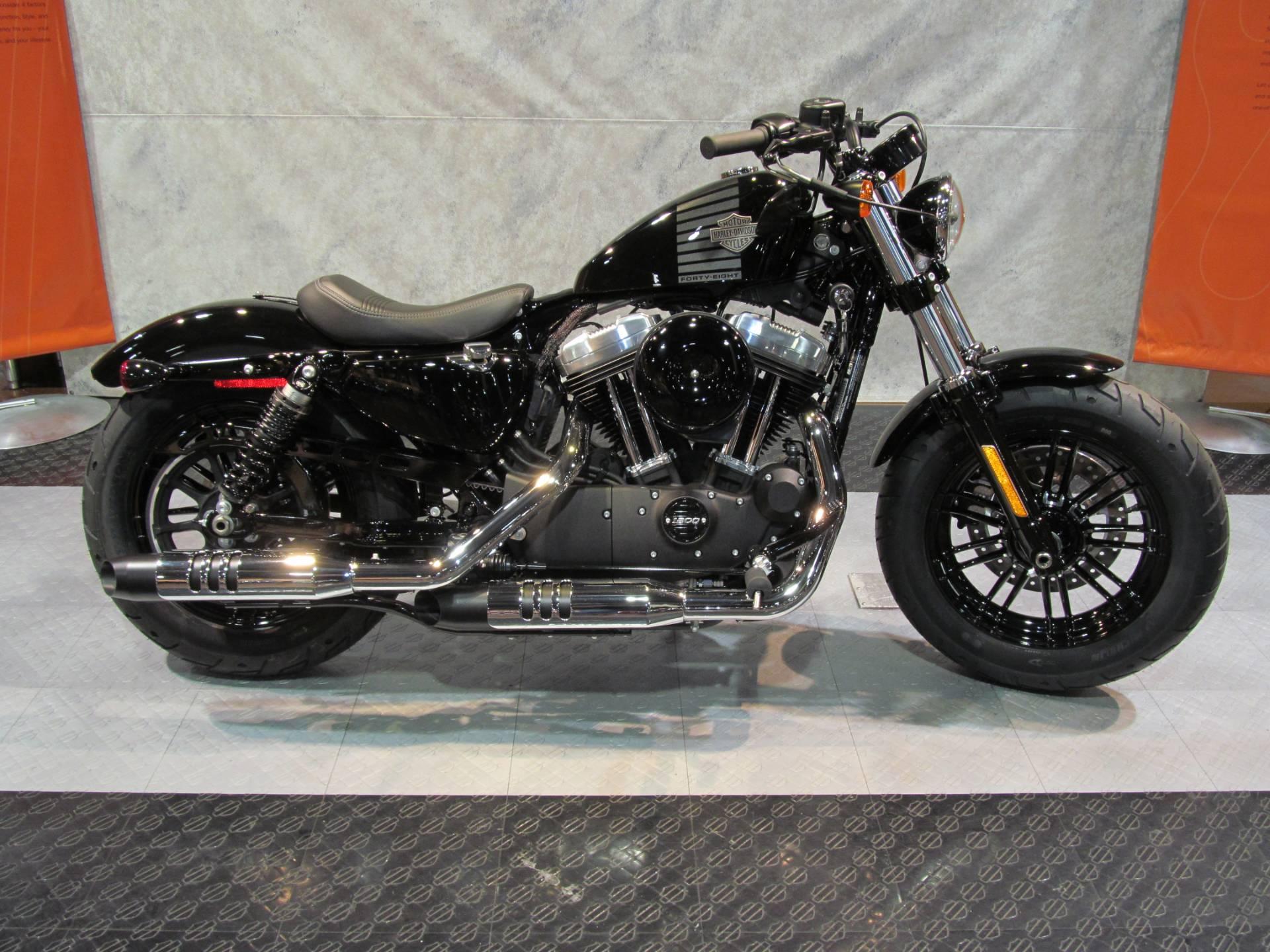 2016 Harley-Davidson 48 in Rothschild, Wisconsin