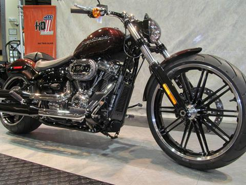 2018 Harley-Davidson Breakout in Rothschild, Wisconsin