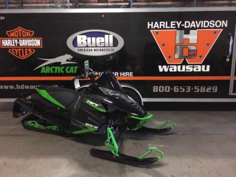 2015 Arctic Cat ZR 9000 El Tigre in Rothschild, Wisconsin