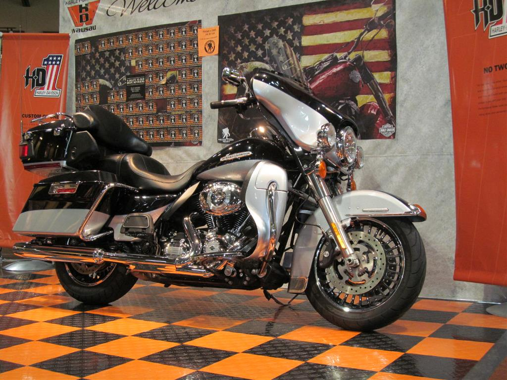 2012 Harley-Davidson Electra Glide® Ultra Limited in Rothschild, Wisconsin
