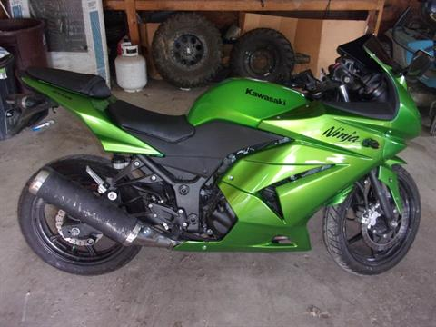 2012 Kawasaki Ninja® 250R in Houston, Ohio