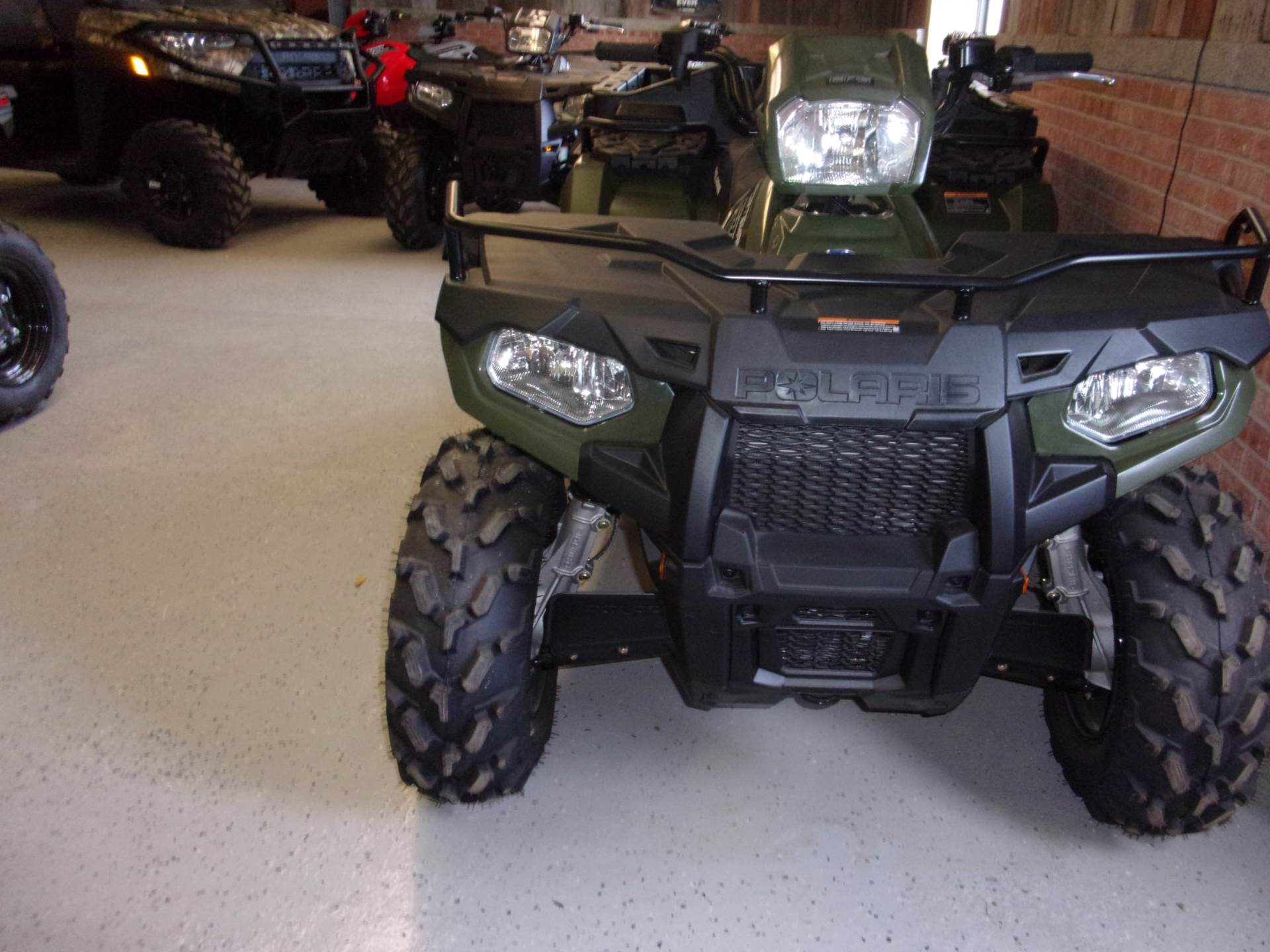 2019 Polaris Sportsman 6x6 570 in Houston, Ohio - Photo 2