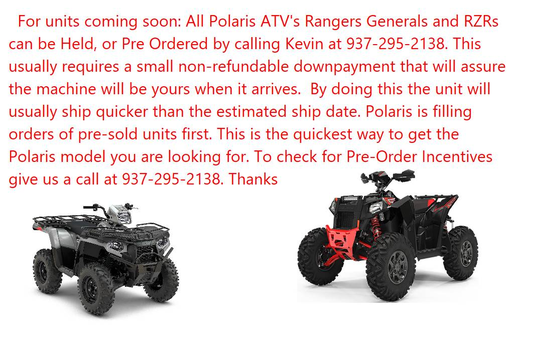 2021 Polaris Sportsman 110 EFI in Houston, Ohio - Photo 2