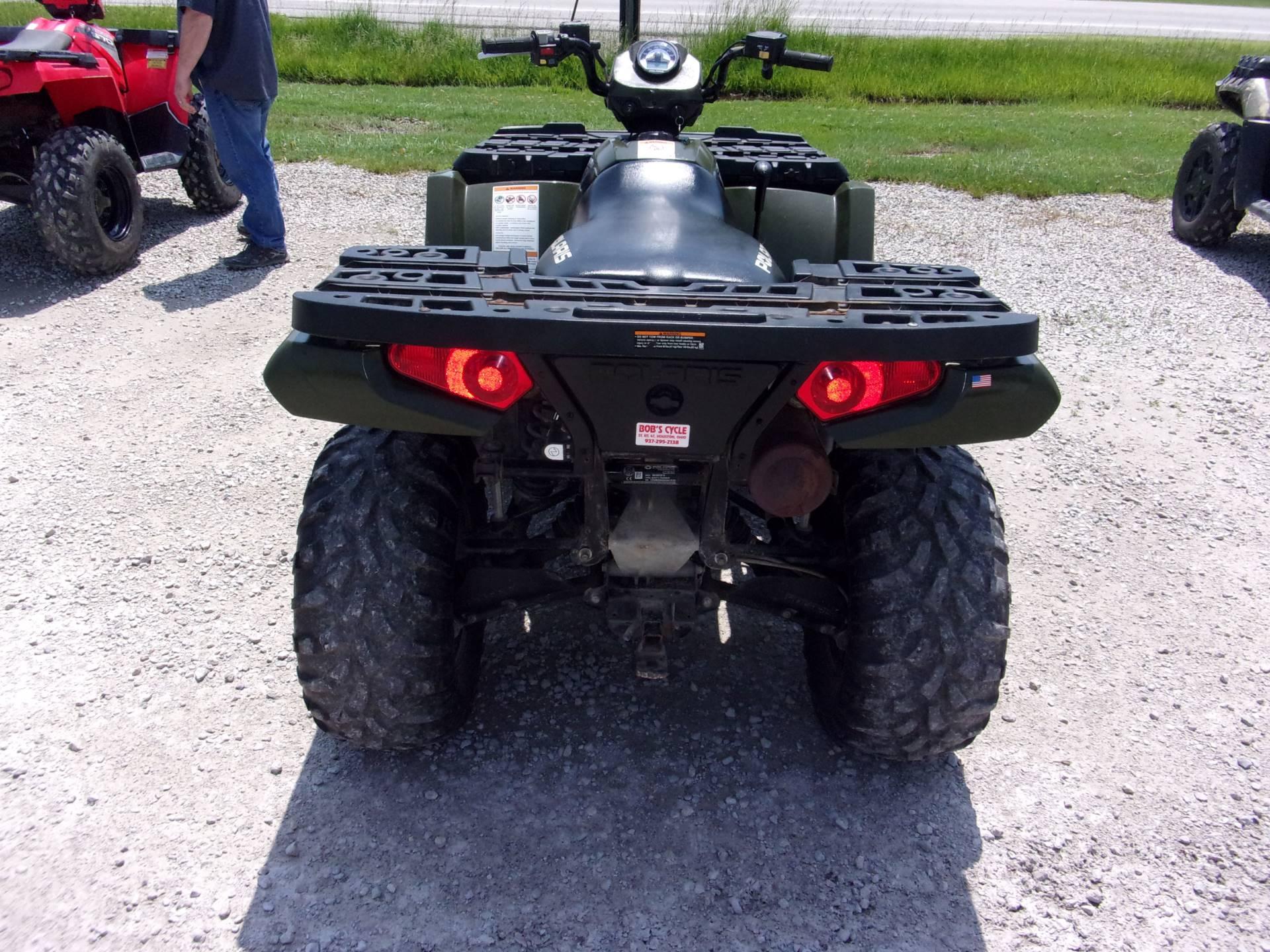 2010 Polaris Sportsman® 500 H O  in Houston, Ohio