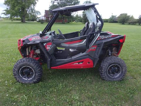 2015 Polaris RZR® S 900 EPS in Houston, Ohio