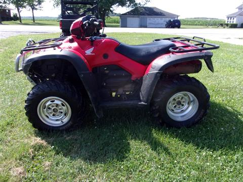 2009 Honda FourTrax® Foreman® Rubicon GPScape® EPS in Houston, Ohio