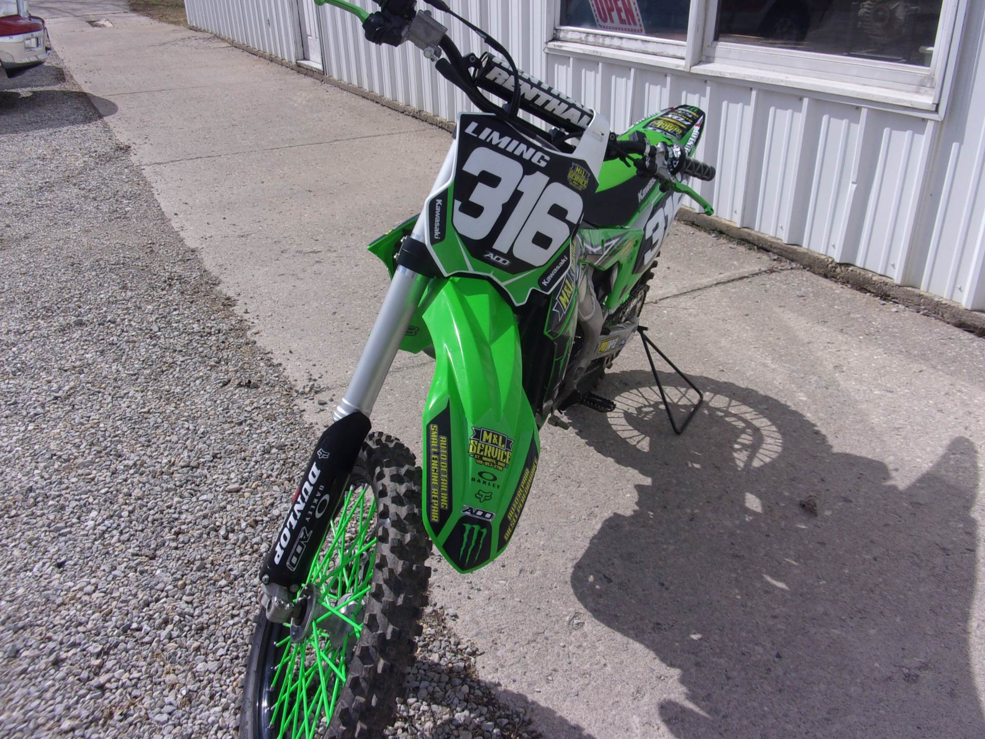 2019 Kawasaki KX 250 in Houston, Ohio