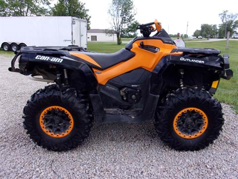 2015 Can-Am Outlander™ XT-P™ 800R in Houston, Ohio