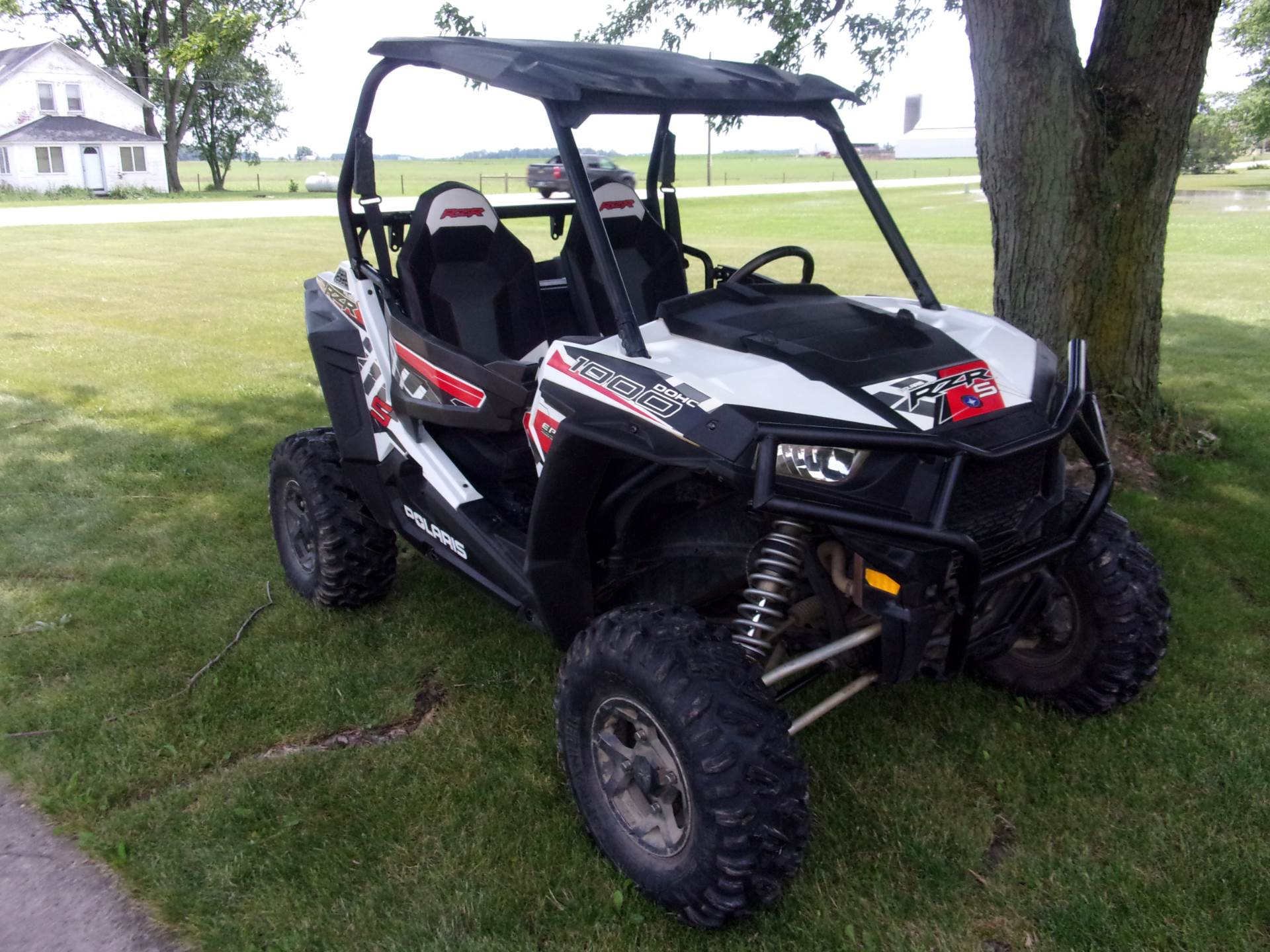 2016 Polaris RZR S 1000 EPS 1