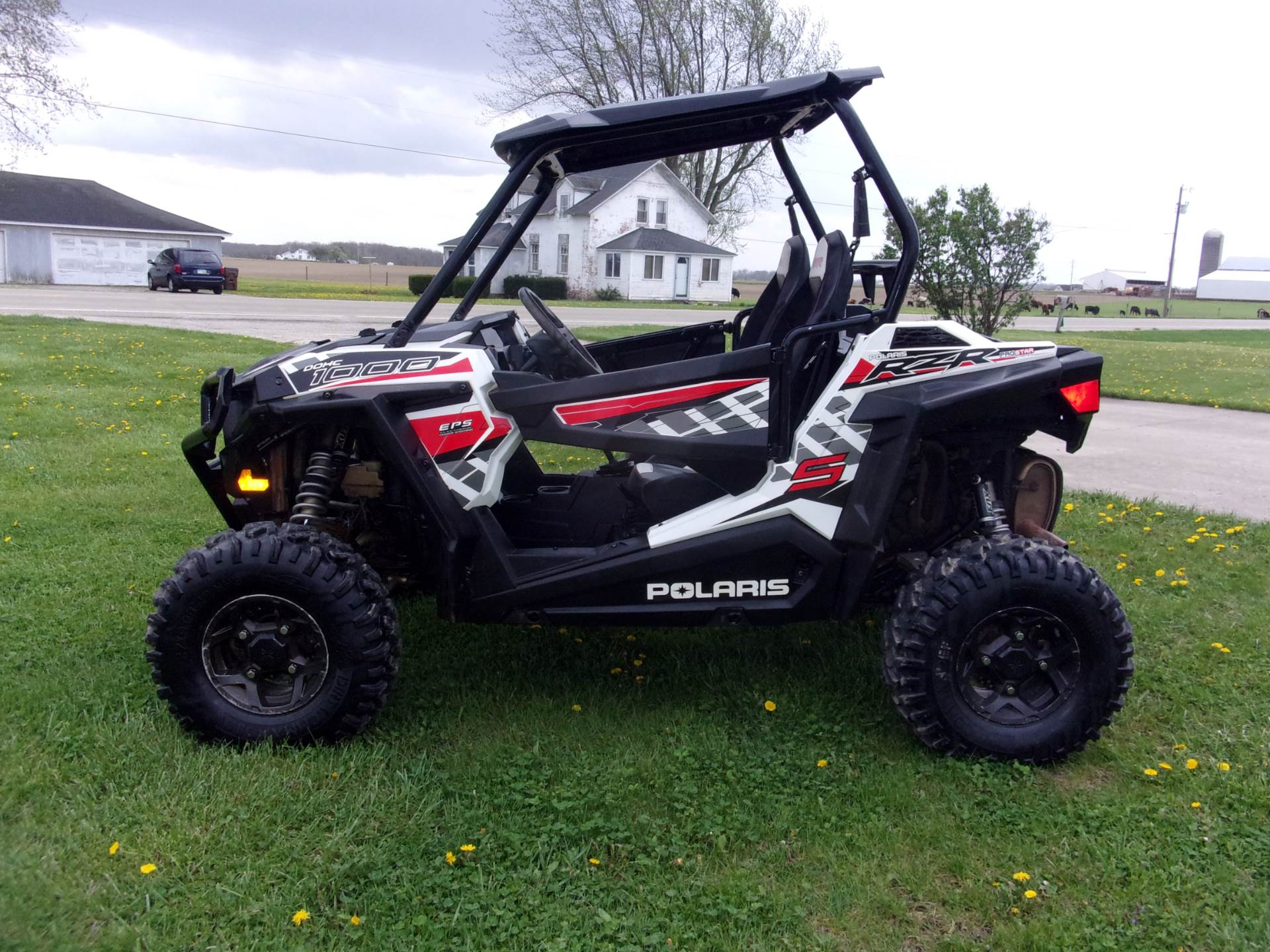 2016 Polaris RZR S 1000 EPS for sale 6051