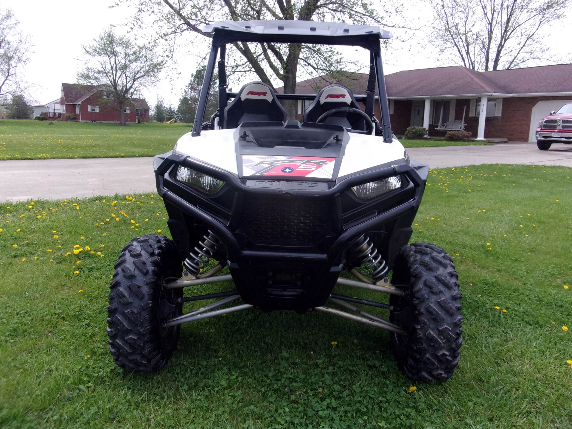 2016 Polaris RZR S 1000 EPS in Houston, Ohio