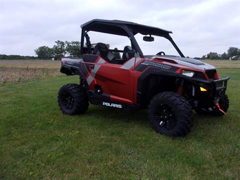 2019 Polaris General 1000 EPS Deluxe in Houston, Ohio - Photo 2