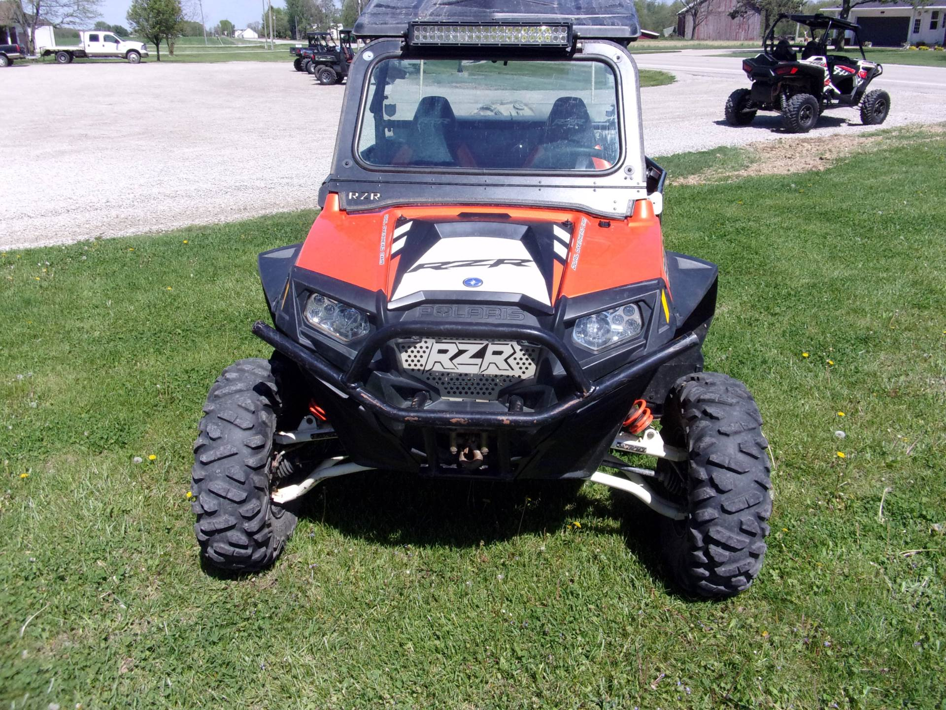 2014 Polaris RZR 900 EPS LE 2