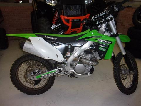 2015 Kawasaki KX™250F in Houston, Ohio