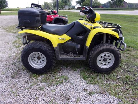 2003 Suzuki Vinson 500 Auto 4x4 in Houston, Ohio