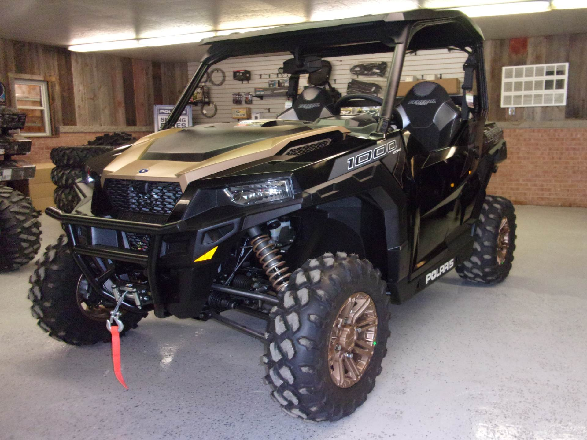 2019 Polaris General 1000 EPS Ride Command Edition in Houston, Ohio - Photo 1