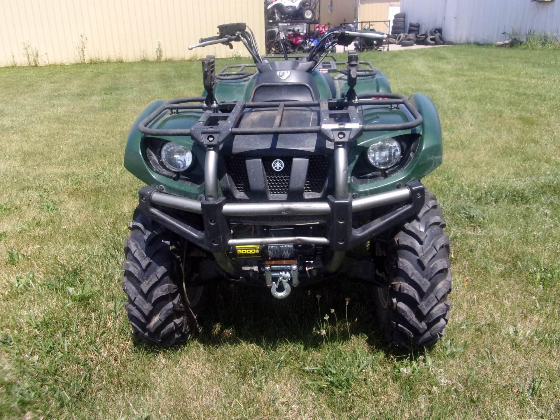 2002 Yamaha Grizzly 660 2