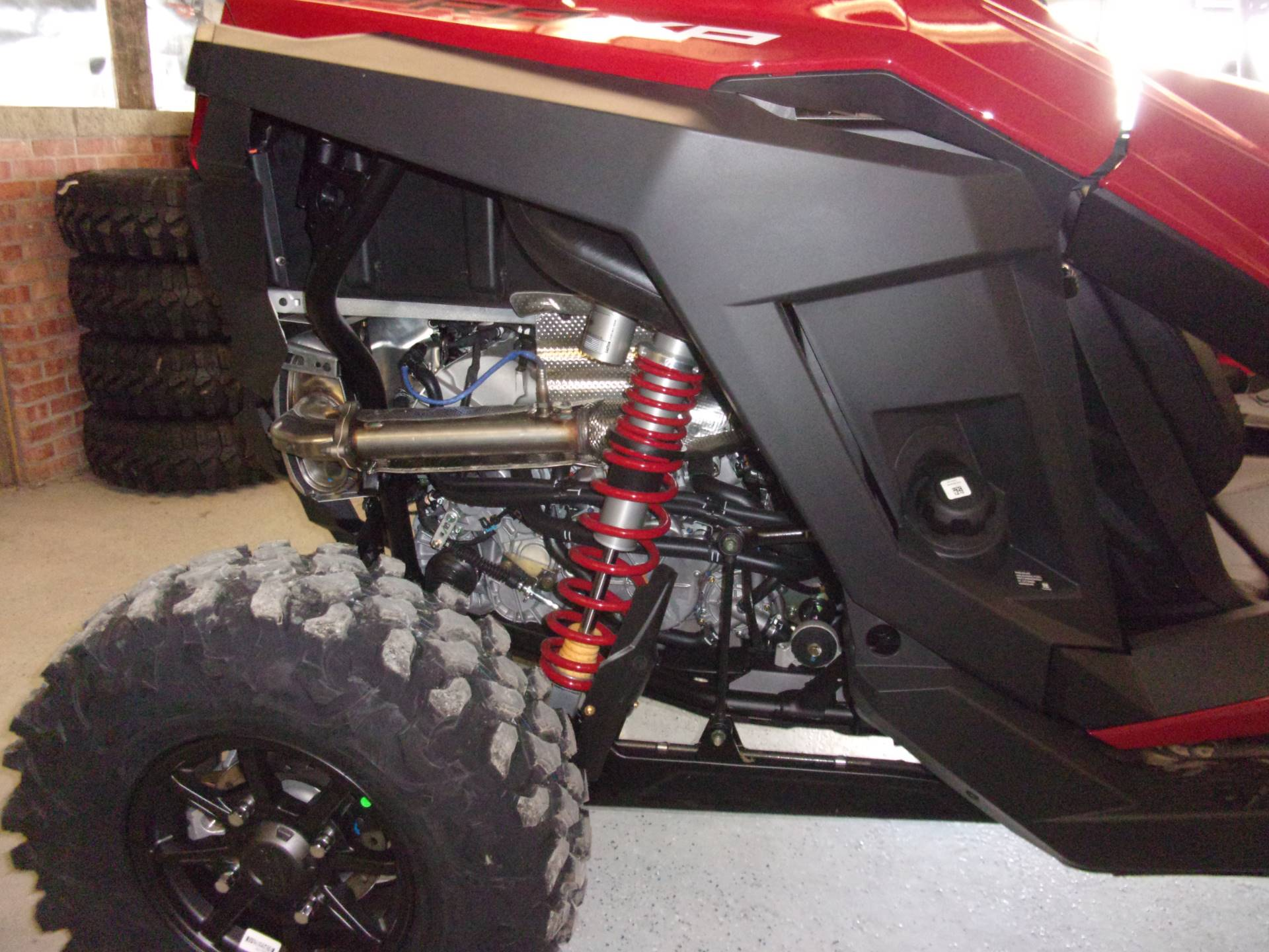 2021 Polaris RZR PRO XP Sport in Houston, Ohio - Photo 7