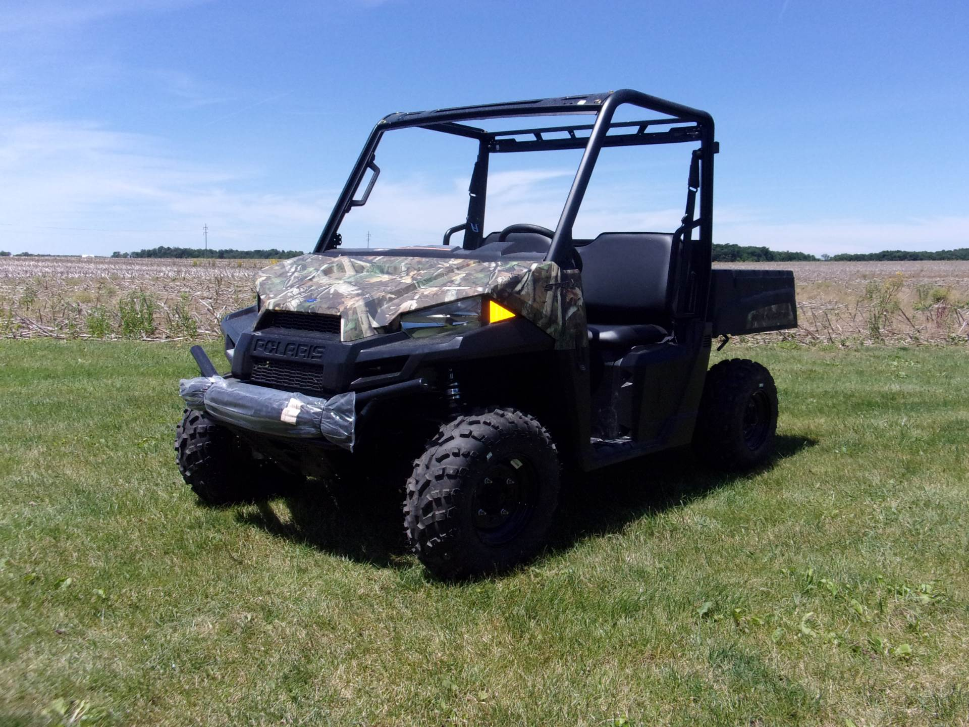 2019 Polaris Ranger 570 Polaris Pursuit Camo in Houston, Ohio - Photo 1