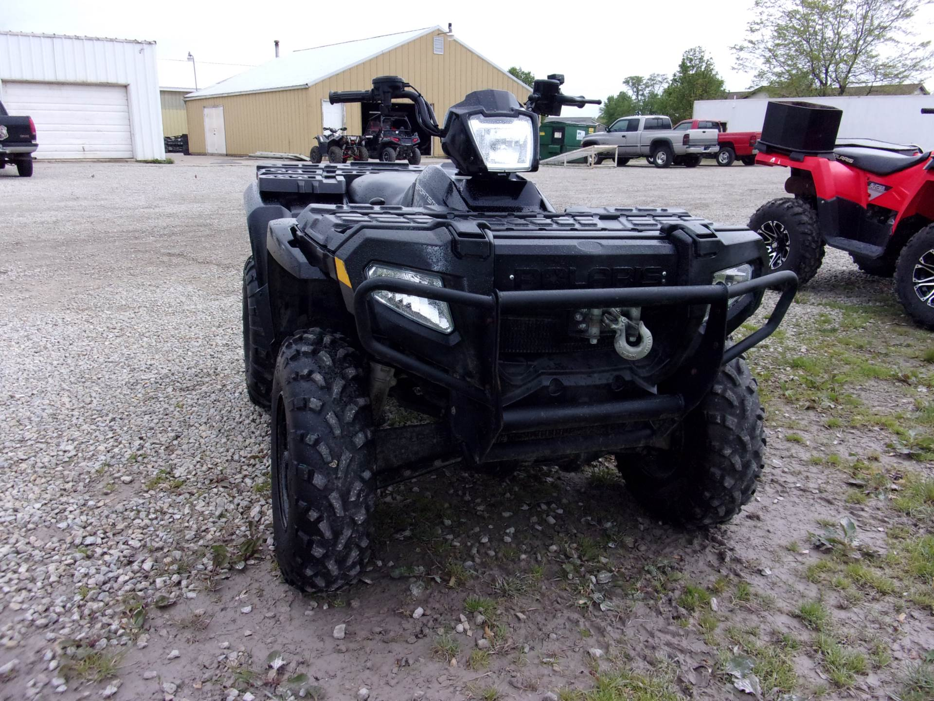2005 Polaris Sportsman 500 2