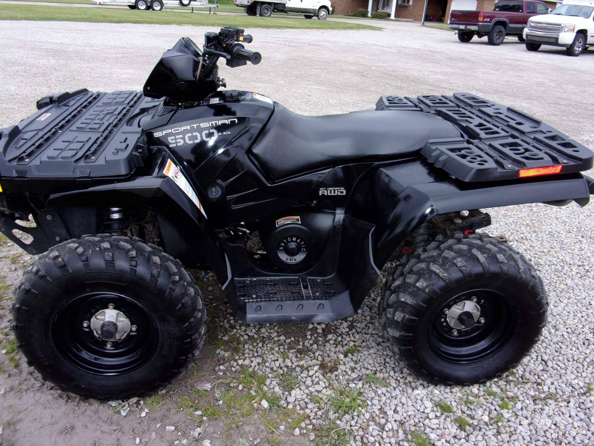2005 Polaris Sportsman 500 3