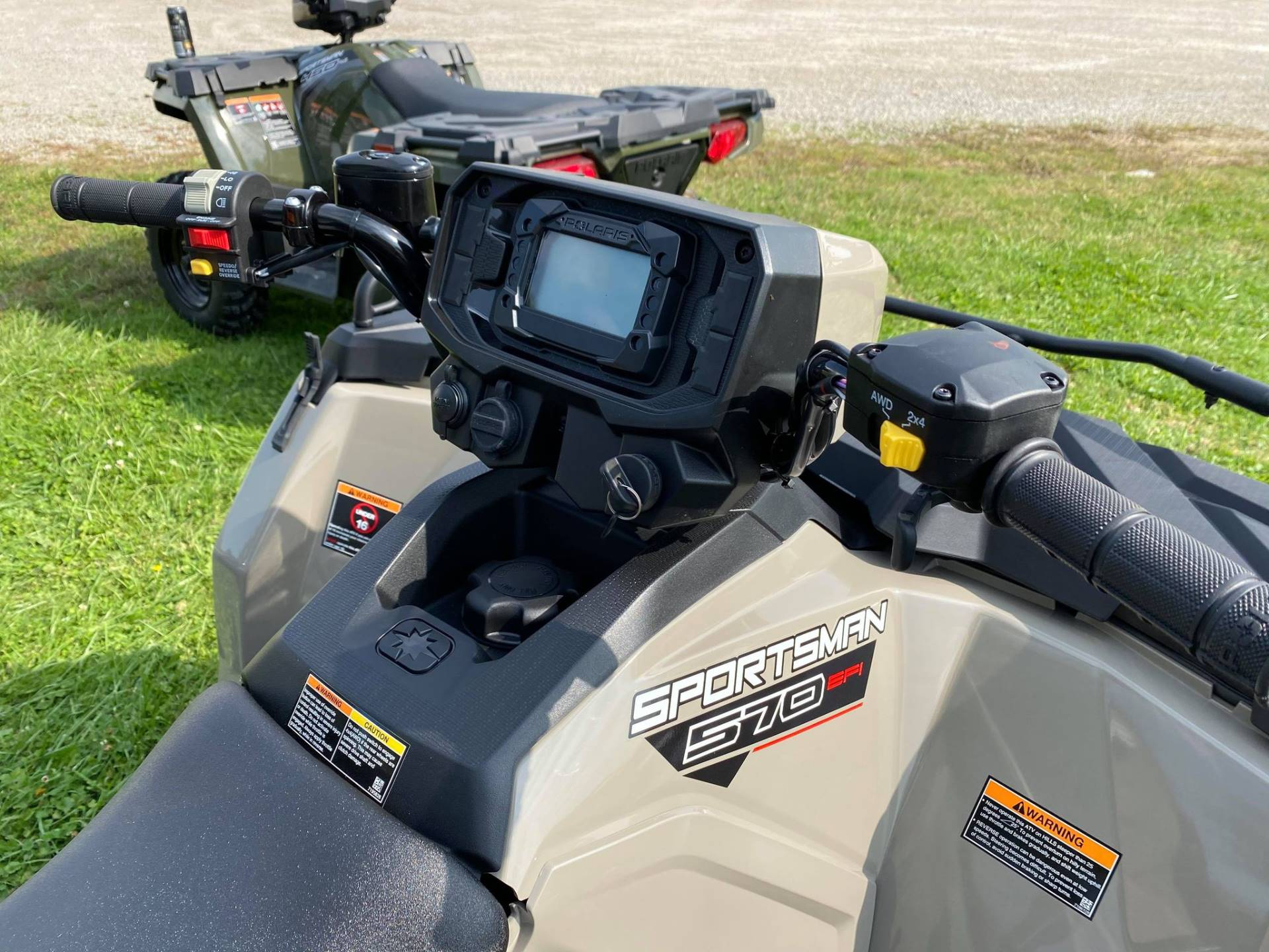 2021 Polaris Sportsman 570 in Houston, Ohio - Photo 4
