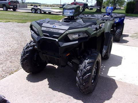 2020 Polaris Sportsman 850 in Houston, Ohio - Photo 2
