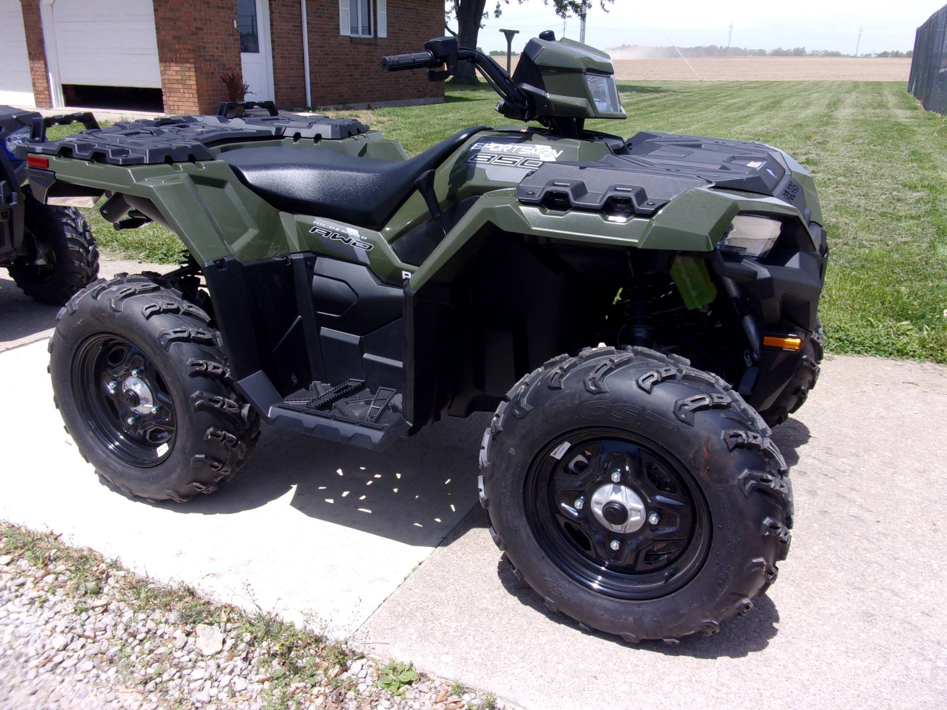 2020 Polaris Sportsman 850 in Houston, Ohio - Photo 3