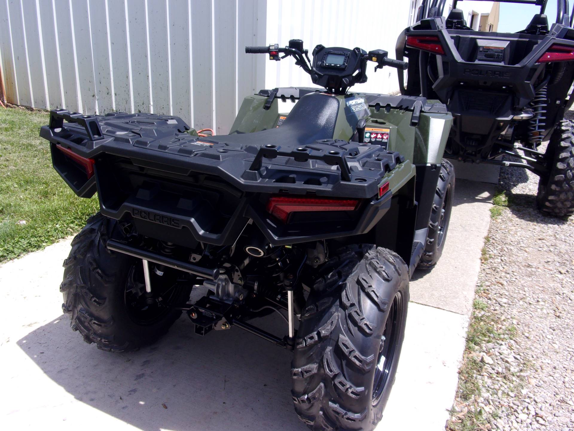 2020 Polaris Sportsman 850 in Houston, Ohio - Photo 4