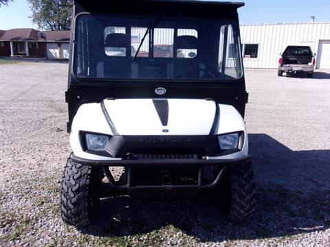 2008 Polaris Ranger XP Pearl White Limited Edition in Houston, Ohio - Photo 2