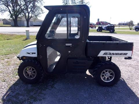 2008 Polaris Ranger XP Pearl White Limited Edition in Houston, Ohio - Photo 3