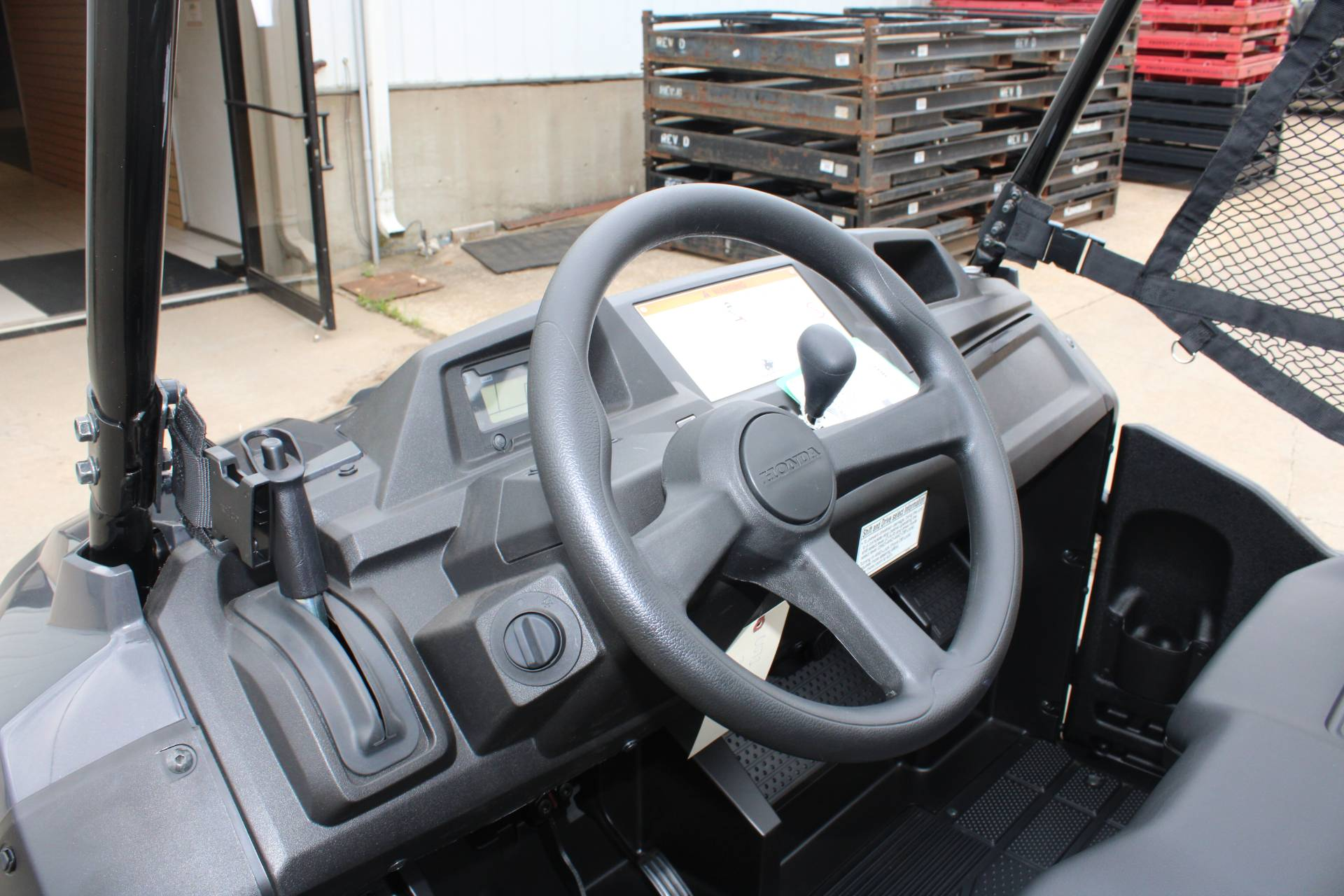 2020 Honda Pioneer 700-4 in Chanute, Kansas - Photo 6