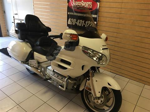 2006 Honda Gold Wing® Audio / Comfort in Chanute, Kansas