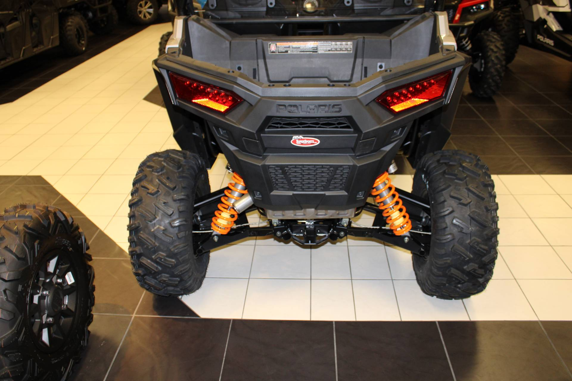 2019 Polaris RZR S 900 EPS in Chanute, Kansas - Photo 2