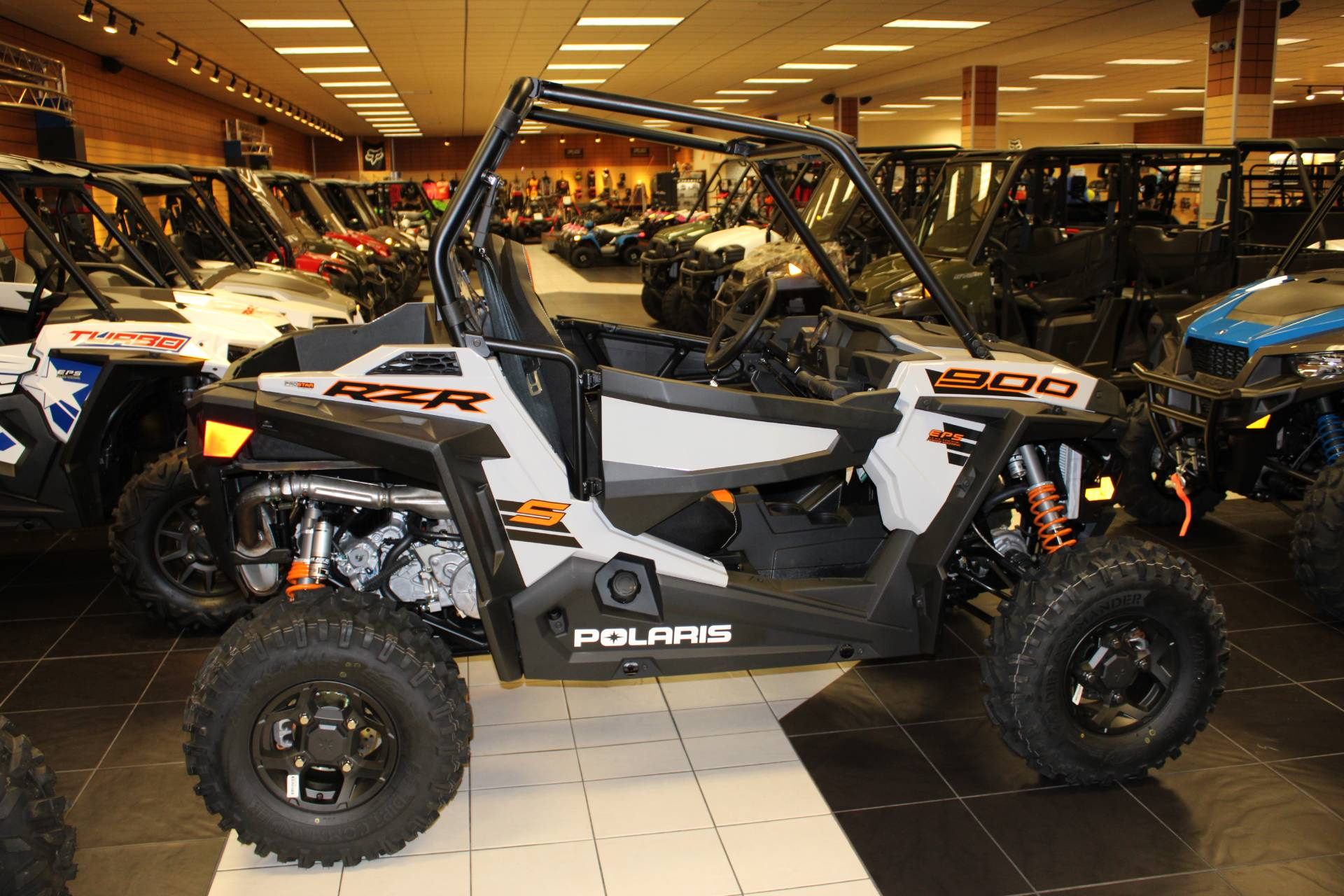 2019 Polaris RZR S 900 EPS in Chanute, Kansas - Photo 3