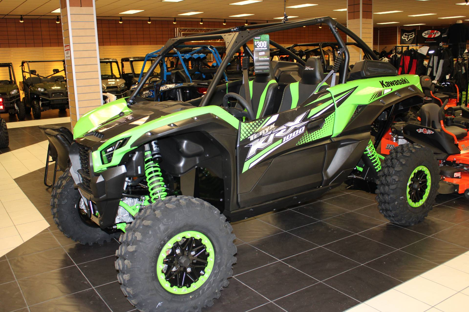2020 Kawasaki Teryx KRX 1000 in Chanute, Kansas - Photo 1