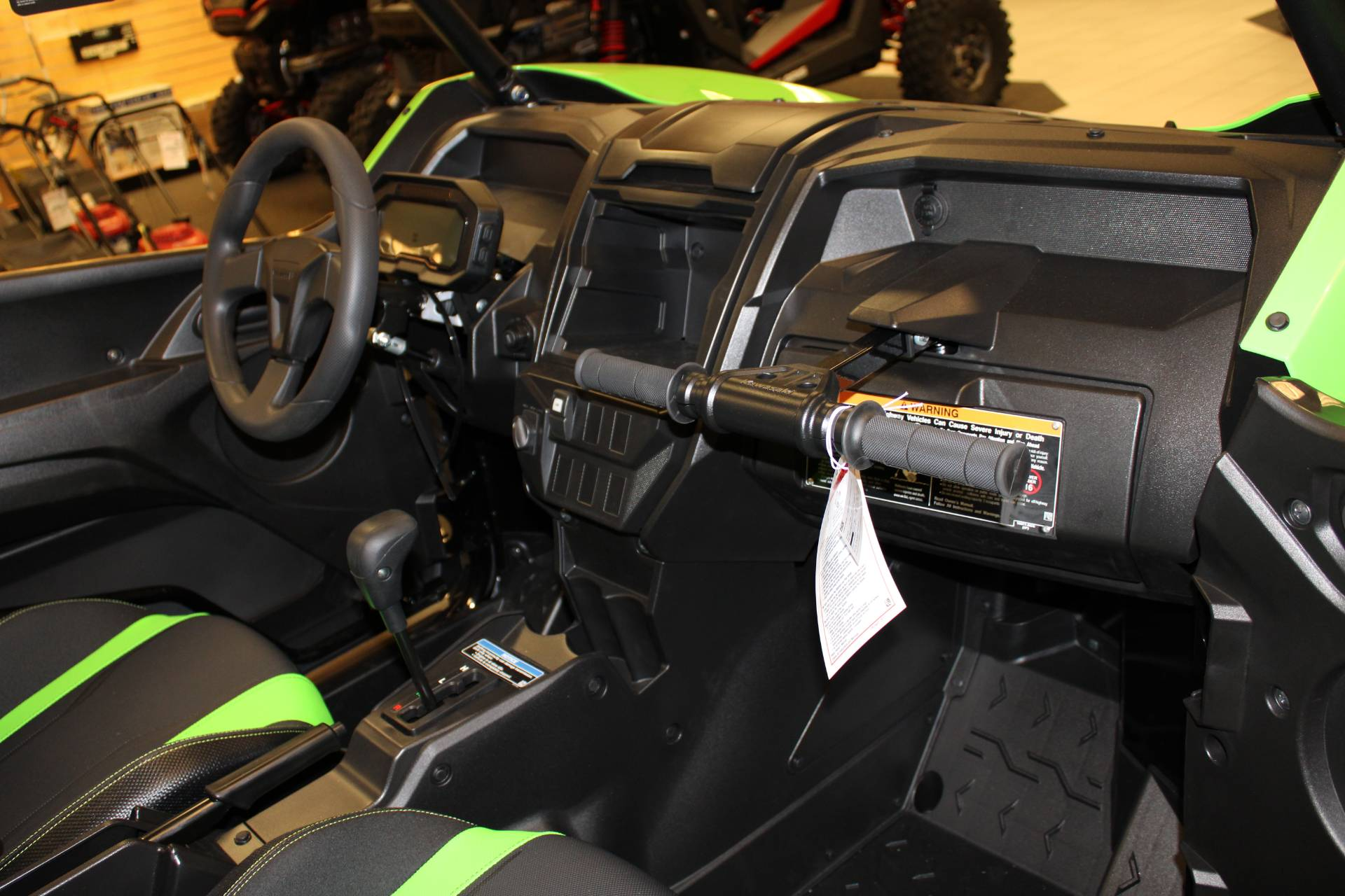 2020 Kawasaki Teryx KRX 1000 in Chanute, Kansas - Photo 7