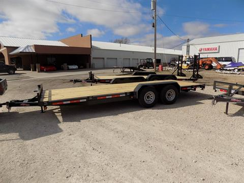 2018 Other 83X20 EQUIPMENT TRAILER in Chanute, Kansas