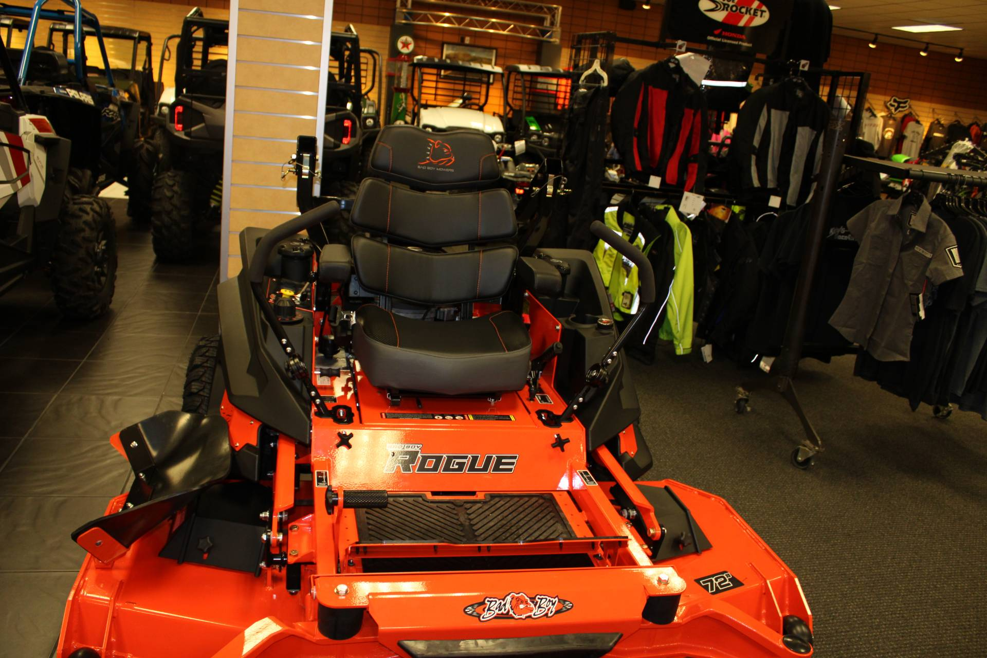 "2020 Bad Boy Mowers ROGUE 72"" 999cc KAWASAKI FX1000 35hp in Chanute, Kansas - Photo 2"