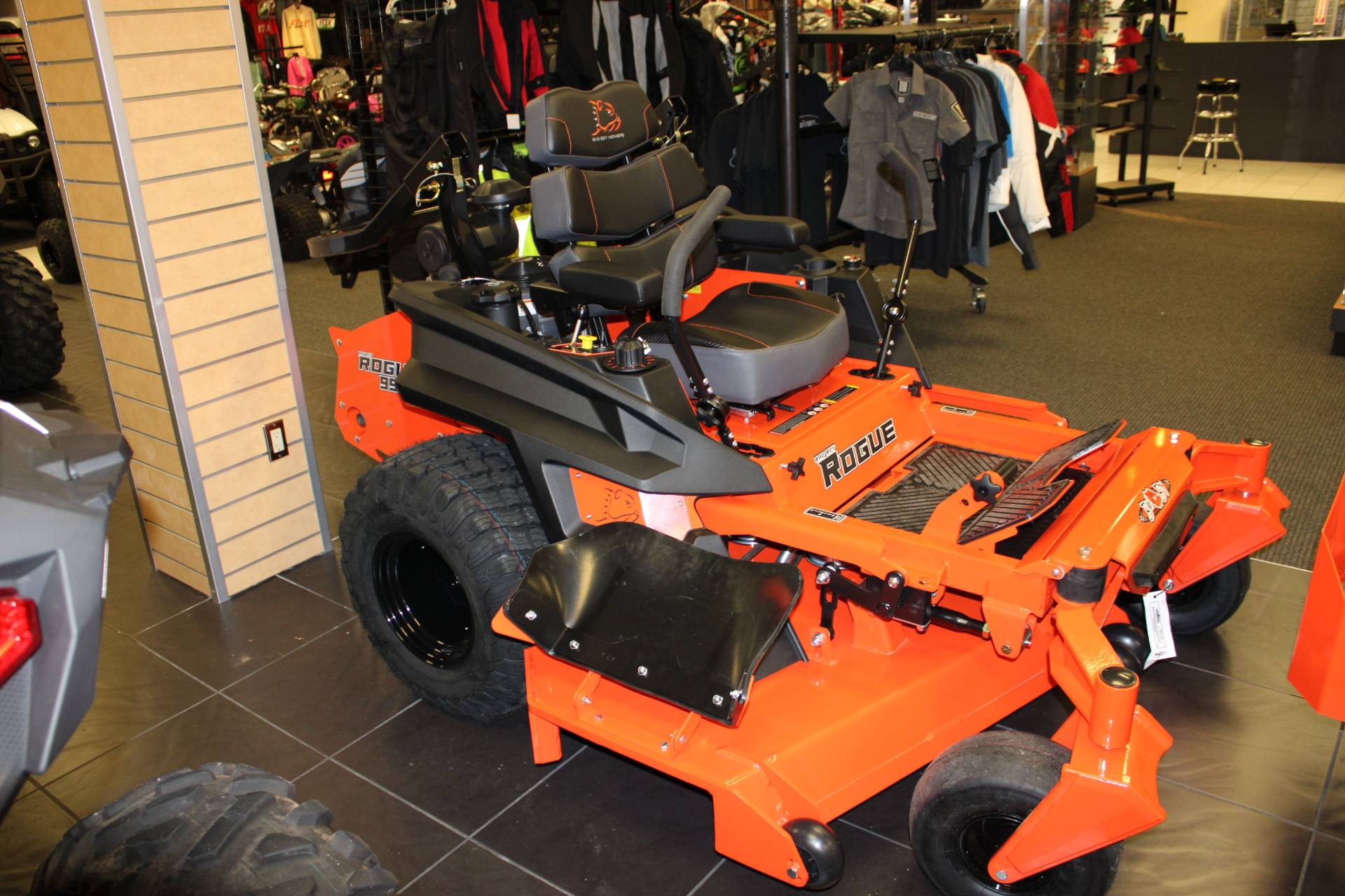 "2020 Bad Boy Mowers ROGUE 72"" 999cc KAWASAKI FX1000 35hp in Chanute, Kansas - Photo 3"