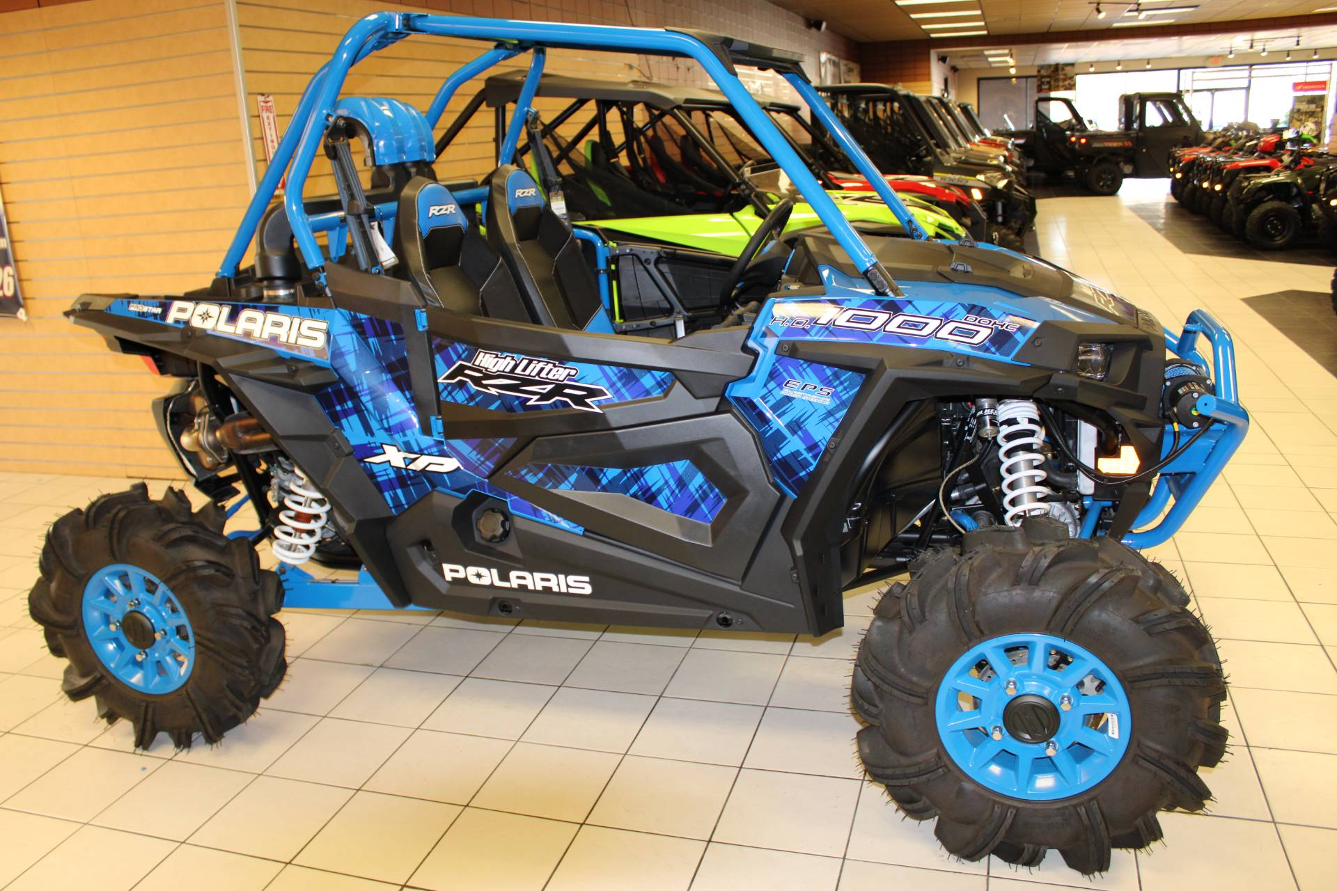 2017 Polaris RZR XP 1000 EPS High Lifter Edition in Chanute, Kansas - Photo 2