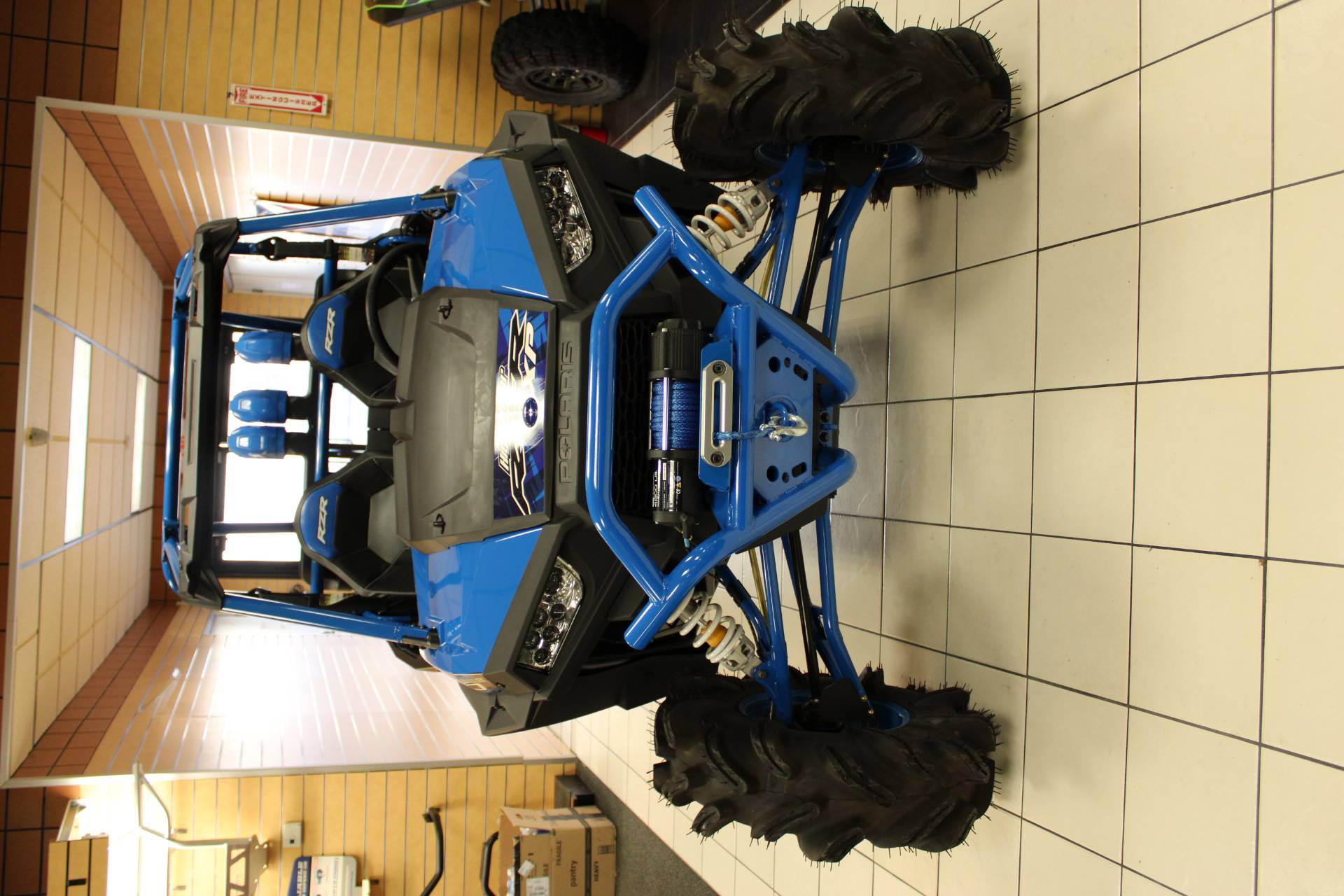 2017 Polaris RZR XP 1000 EPS High Lifter Edition in Chanute, Kansas - Photo 3