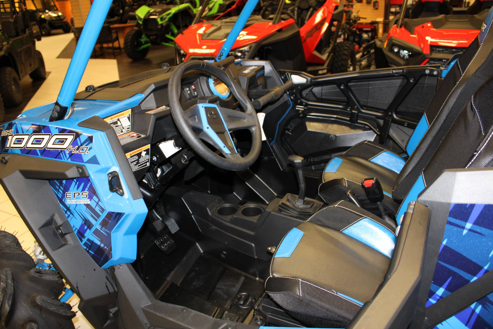 2017 Polaris RZR XP 1000 EPS High Lifter Edition in Chanute, Kansas - Photo 7