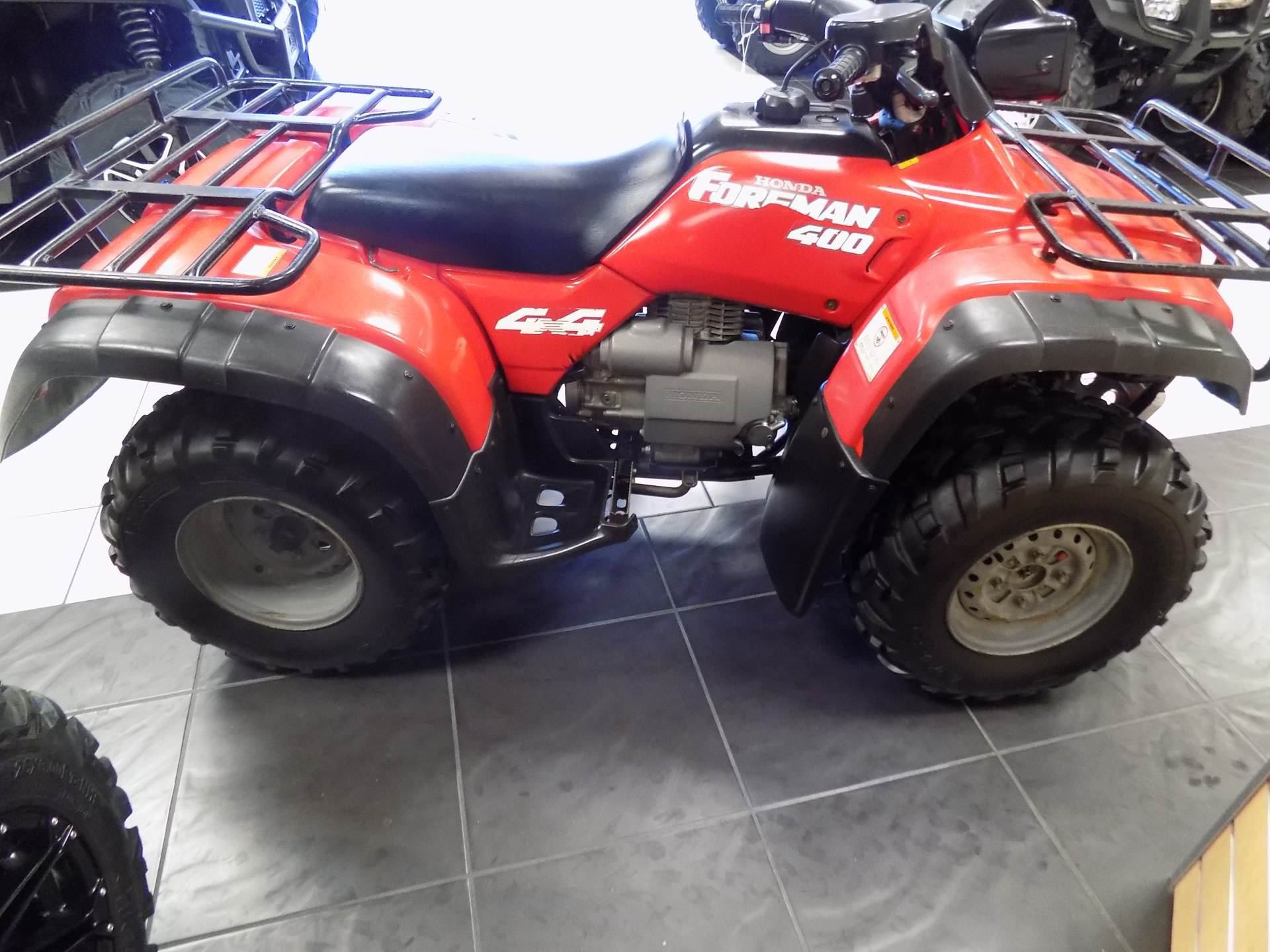 1997 Honda TRX400 4X4 in Chanute, Kansas