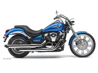 2007 Kawasaki Vulcan® 900 Custom in Chanute, Kansas
